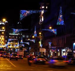 Сезон праздников в Барселоне, без преувеличения, длится круглый год