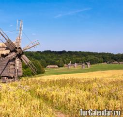 В некоторых городах Беларуси летняя погода может выдаться очень жаркой, ну, а в целом тут стоят умеренные температуры