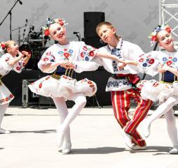 Национальные праздники Беларуси отмечаются шумно и весело!