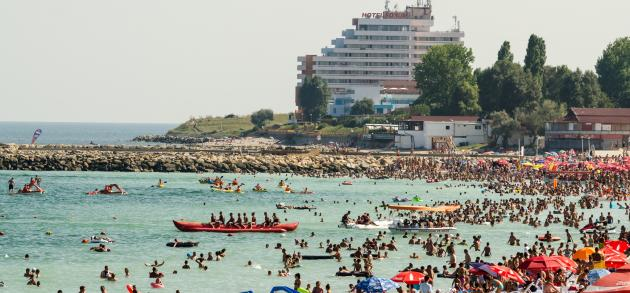 Болгария в августе отдых и погода