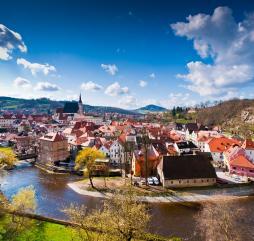 Осенью в Чехии очень красиво, но надо быть готовым к возможно дождливой погоде