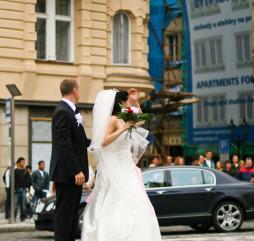 С мая по начало октября в Чехии настоящий свадебный бум