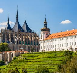 В конце апреля в Чехию приходит настоящая цветущая весна