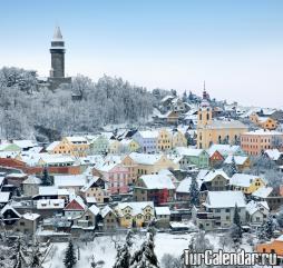Зима в Чехии обычно холодная и умеренно снежная, суровые морозы для климата этой страны не характерны