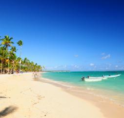 Температура моря в Доминикане редко опускается ниже +27, но стоит учитывать, что есть более и менее подходящее время для пляжного отдыха