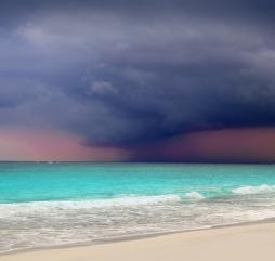 Ураганы вещь достаточно редкая в Карибском море, но меткая, так что их нужно держать в уме