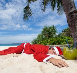 Новый год в Доминикане совсем другой, но что то общее все-таки есть!