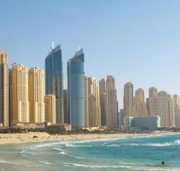 Летом в Дубае нереально жарко, такую погоду может перенести лишь особая категория ''термостойких'' туристов