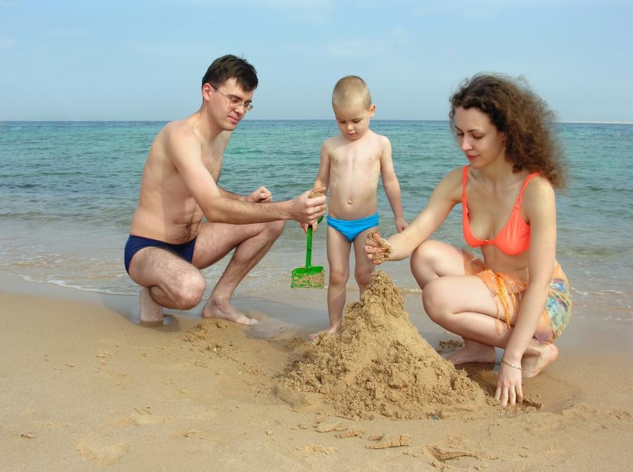 Фото нудистки семейные