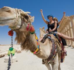 В Египте Вы можете ощутить насколько древный этот мир