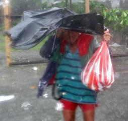 Летом на Филиппинах возрастает риск возникновения тайфунов