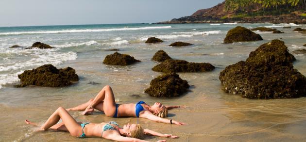 В феврале Гоа предлагает райские условия для отдыха