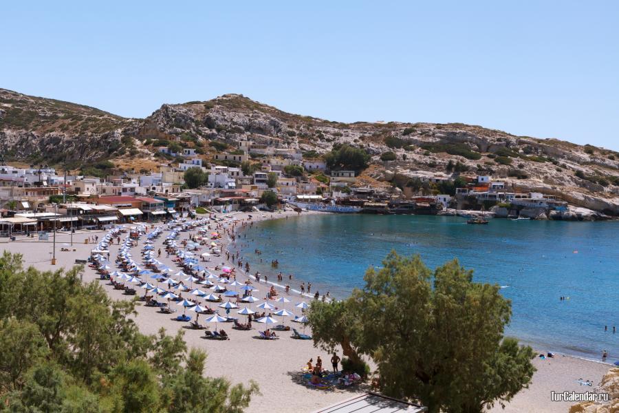 Все нюансы погоды в Греции в августе