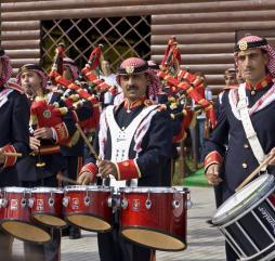 В Иордании, помимо государственных праздников, часто отмечают всевозможные фестивали, расчитанные на широкую туристическую публику