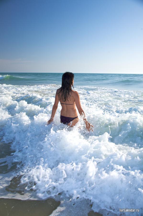 аликанте температура воды июнь: