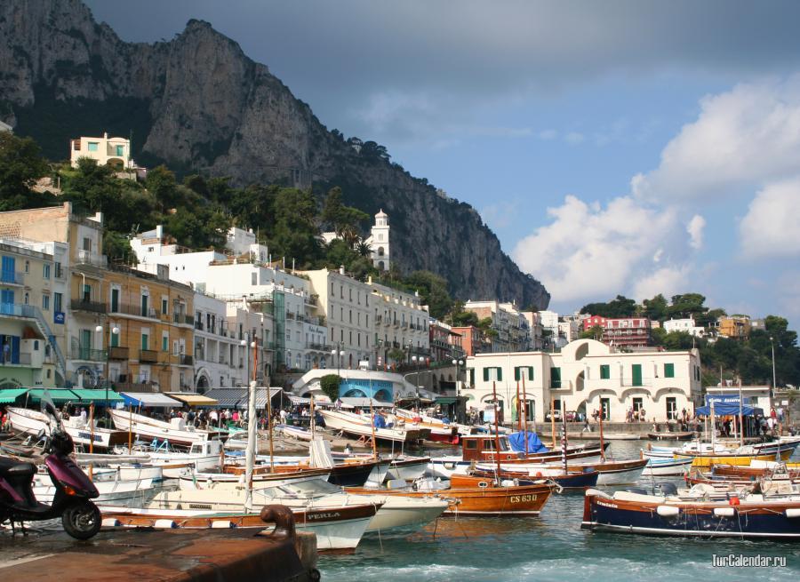 Отдых на милом островке Капри - всегда роскошный и незабываемый c1313cb0bdf8c
