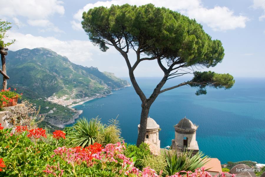 Весенние пейзажи Капри запомнятся Вам на всю жизнь! 6d721c8650a88