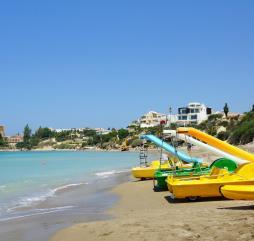 На Кипре один из самых длительных пляжных сезонов в Средиземноморье
