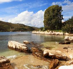 Осенью на острове ещё жарко, но с наступлением октября начинается процесс понижения температур