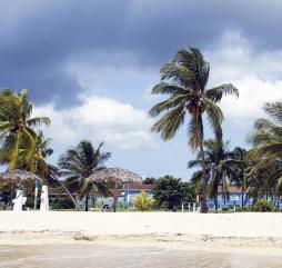 Лето на Кубе - дождливый сезон, повышенная влажность и высокие температуры - вот главные характеристики этого периода времени