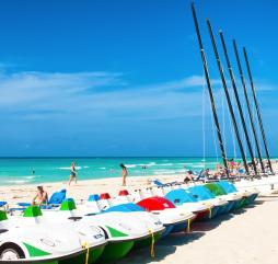 Хорошая погода стоит на Кубе в течение первых двух месяцев, а в мае начинается сезон дождей