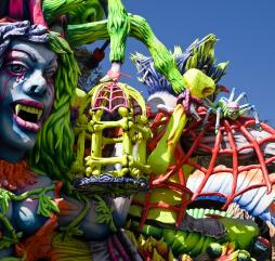 В феврале на Мальте проходит грандиозный карнавал