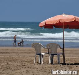 Отдых на океане не похож на отдых на морских курортах