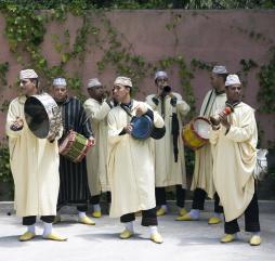 В Марокко отмечаются как гражданские, так и религиозные праздники