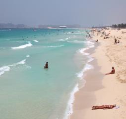 Погода в ОАЭ по месяцам - когда ехать отдыхать в Эмираты