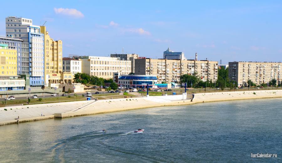 Омск Летом, Осенью, Зимой, Весной - Сезоны и Погода в Омске по ...