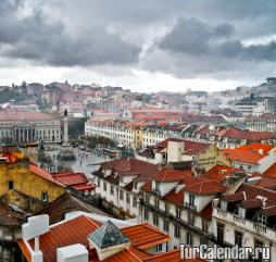 Зимняя погода в Португалии разнится в зависимости от региона: на юге достаточно тепло, в то время как на севере пасмурно и холодно