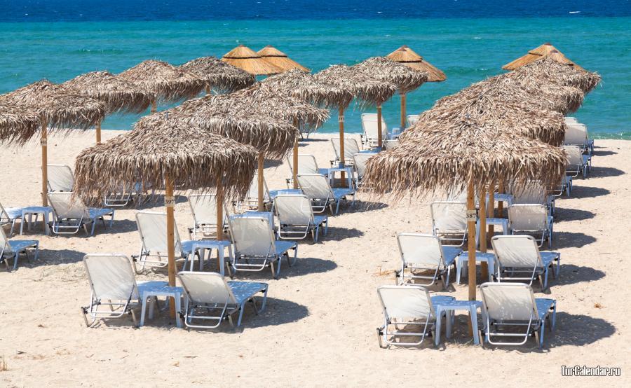 Пляж салоники греция фото