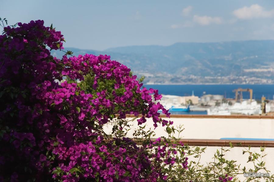 Сицилия в мае прекрасное время