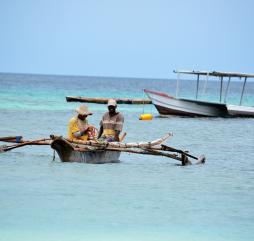 Пик рыболовного сезона приходится здесь на зимние месяцы