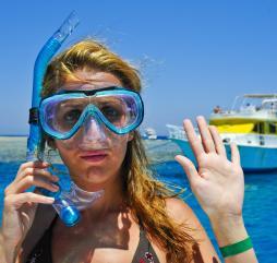 Самое благоприятное время для изучения подводного мира Туниса - лето и первый осенний месяц