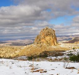 Как ни странно, зимой туристы продолжают ехать в Турцию, ведь по сравнению с Россией здесь не так уж и холодно!